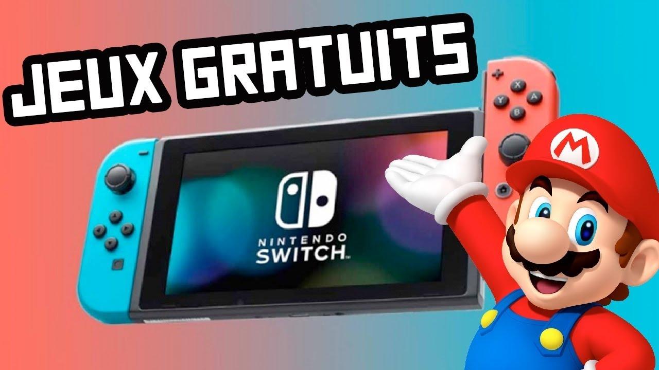Comment telecharger des jeux vidéo gratuit sur nintendo switch