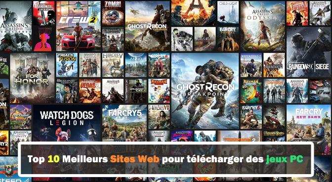 Comment télécharger des jeux vidéos gratuits sur le pc