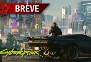 Commentaire Cyberpunk 2077 Tournera sur Xbox
