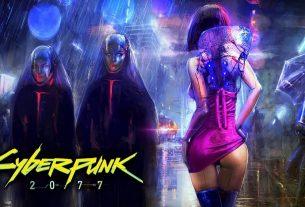 Est-ce que Cyberpunk 2077 mmo