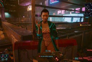 Est ce qu'on peut baiser dans cyberpunk 2077