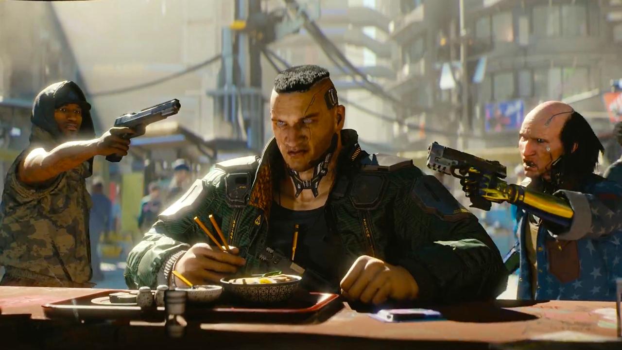 Quelle configuration PC pour Cyberpunk 2077?